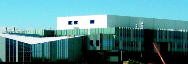 Dial's new Scottsdale building under construction in 2008.