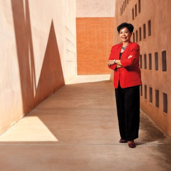 Christine French - Creates a Nonprofit & successful entrepreneurial venture. - AZ Business Magazine Nov/Dec 2010