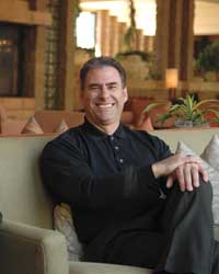 Brian Johnson, managing director Loews Ventana Canyon - AZ Business Magazine Jan/Feb 2011