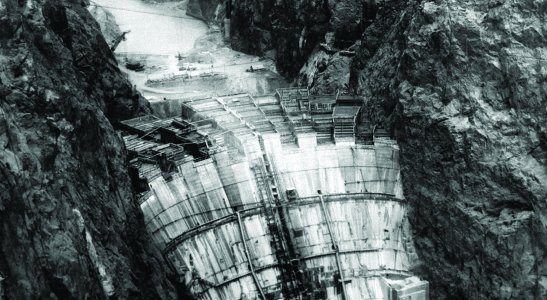 Hoover Dam Construction, 1933-1936, Building Achievements