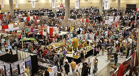 Phoenix Comicon Brings In Over 23,000 Attendees, Photo: Jonathan, LightningOctopus.com