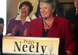 Peggy Neely, Phoenix mayoral candidate