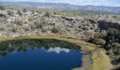 Montezuma Well, Ariz. , Photo: psyberartist, Flickr