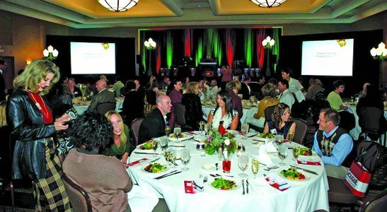 MPI Awards Gala - AZ Business Magazine September-October 2011