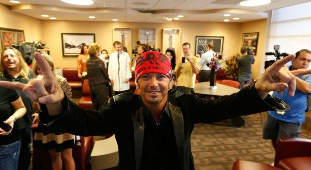 ST. JOSEPH'S BARROW NEUROLOGICAL INSTITUTE BRET MICHAELS