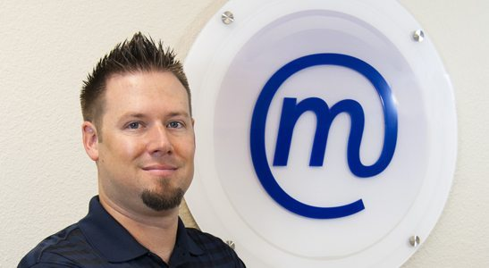 Eric Marcus, CEO of Marcus Networking.