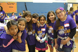 Tech Girls Rock Tweens - Courtesy of BGCGS