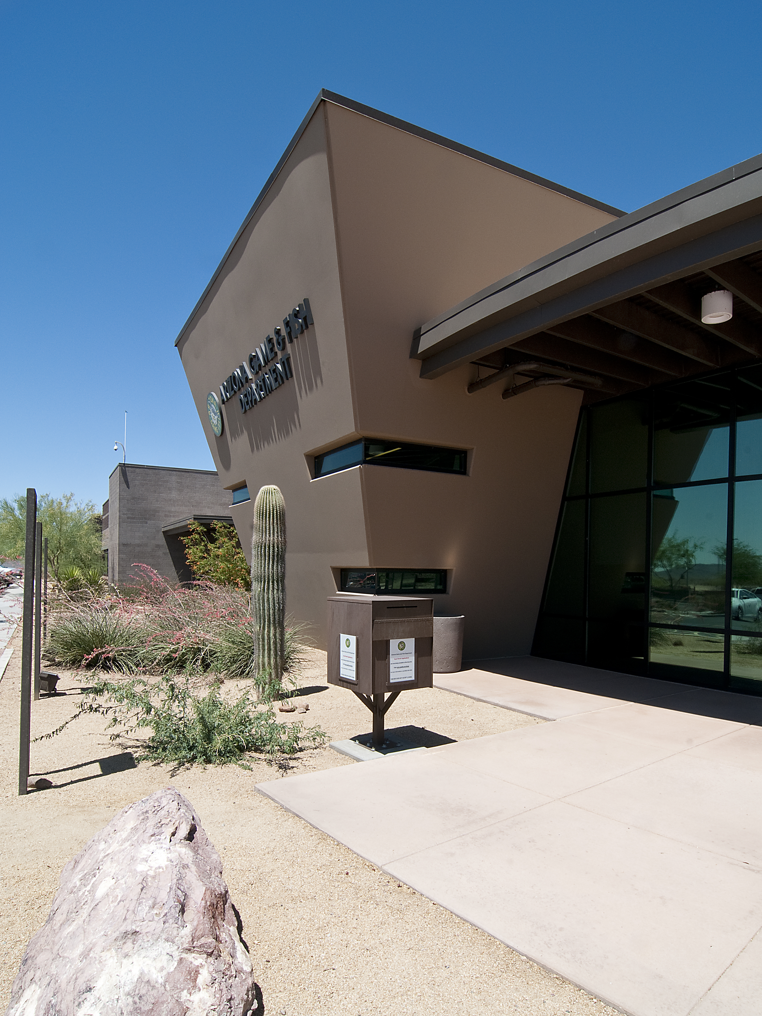 Lincoln property company grows portfolio to highest point for Arizona fish and game
