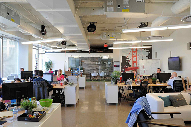 Perfect Monroe Building Opens New Creative Workspaces