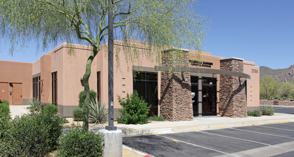 Office building at 33765 N. Scottsdale Rd.