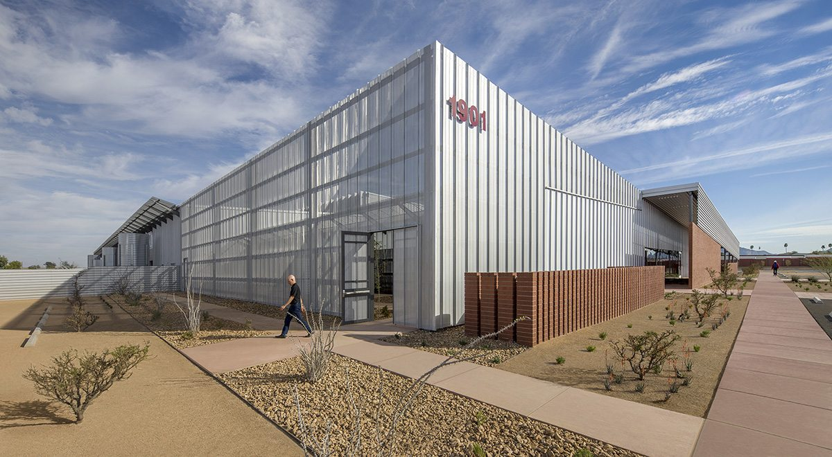 Cornell Cookson Industrial Door (Photo courtesy of AIA Arizona architects) & Here are the 2016 AIA Arizona Design Awards winners | AZ Big Media pezcame.com