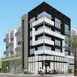Central Avenue mixed-use project
