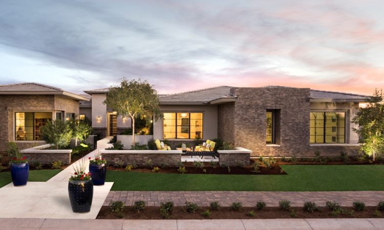 Toll Brothers At Whitewing Luxury Home Community Opens In